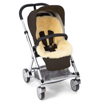 Baby Dan 5705548420260 Lã Branco capa de assento para carrinhos de criança
