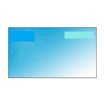 """Ecrãs de projeção Optoma ALR101 ecrã de projeção 2,54 m (100"""") 16:9 Preto"""