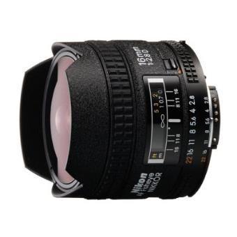 Objetiva Focal Fixa Nikon AF Fisheye NIKKOR 16mm f/2.8D