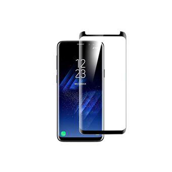 590fab977 Película Ecrã Vidro Temperado Accetel para Samsung Galaxy S9 Plus Completa  Full 3D Preto - Protetor de Ecrã para Telemóvel - Compra na Fnac.pt