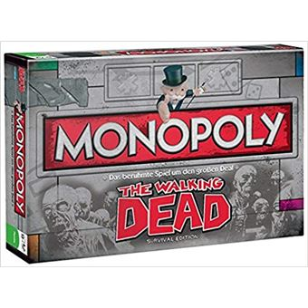 Monopoly Winning Moves The Walking Dead