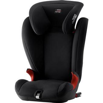 Cadeira auto para bebé britax römer kidfix sl 2-3 (15 - 36 kg 3,5 - 12 anos) preto, vermelho