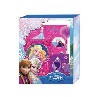 Conjunto Frozen Disney Secretos