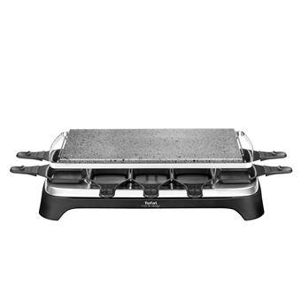 Raclette Tefal PR4578  - Preto, Inox