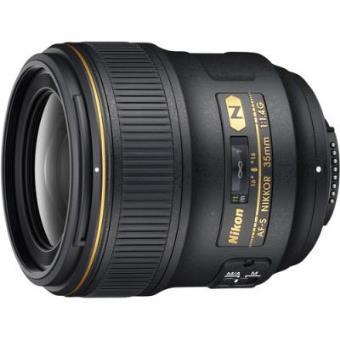 Objetiva Focal Fixa Nikon AF-S NIKKOR 35mm f/1.4G