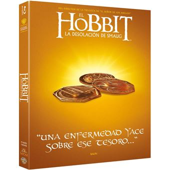 The Hobbit: The Desolation of Smaug / El Hobbit 2: La Desolacion De Smaug (Blu-ray)