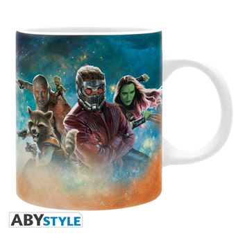 "Chávena e caneca ABYstyle MARVEL - Mug - 320 ml - ""Galaxy of colors"" - subli - with box x2 Multi cor Universal 1peça(s)"