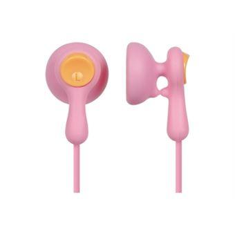 Auriculares Panasonic RP-HV41 | Rosa