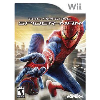 The Amazing Spider-Man Wii