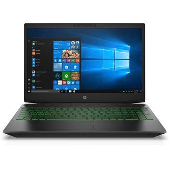 """Portátil HP 15-cx0046nf i5 SSD 512GB 15.6"""" Preto"""