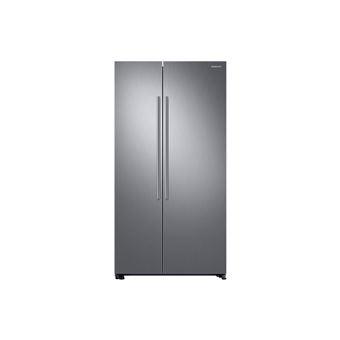 Frigorífico com Congelador Samsung RS66N8100S9 647L 178 cm A+ Metálico