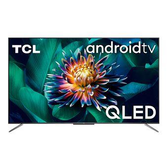 "Smart TV TCL QLED 4K UHD 55"" 2800 PPI UHD Edge LED Metal Andr"