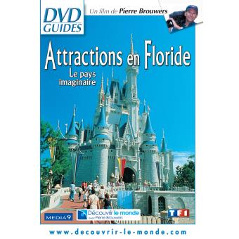 attractions en floride - le pays imaginaire (DVD)
