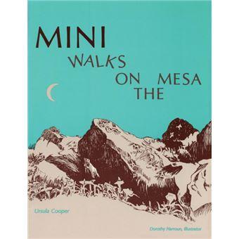 mini Walks On The Mesa Paperback -