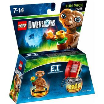 LEGO Dimensions  Fun Pack E.T. 71258