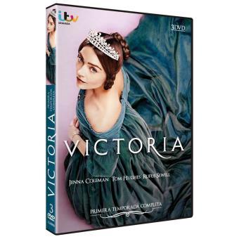 Victoria Primera Temporada Completa (3DVD)
