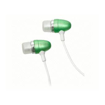 Auriculares G&BL VTHPMGR Verde