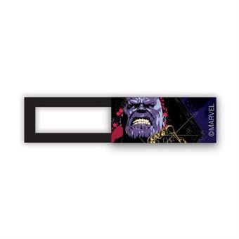 Película Vidro Normal Marvel para  Thanos 001 Black