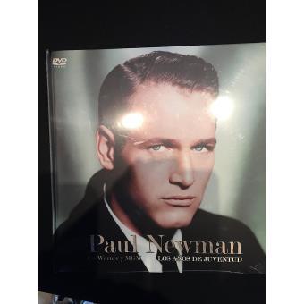 Paul Newman libro + Marcado por el Odio + La Gata sobre el tejado del zonc + La ciudad frente a mi + dulce pajaro de juventud + cuatro confesiones (5DVD)