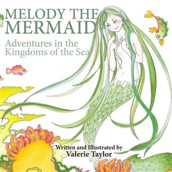 melody The Mermaid Paperback -