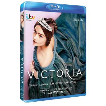 Victoria Primera Temporada Completa (2Blu-ray)