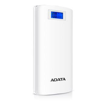 Power Bank ADATA P20000D 20000 mAh Branco