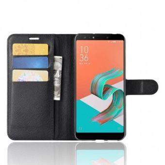 Capa Lmobile Flip Carteira / Livro para Asus Zenfone 5 Lite Zc600Kl
