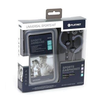 Auricular Platinet PM1070GR