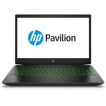 """Portátil HP 15-cx0047nf i5 SSD 256GB 15.6"""" Preto"""