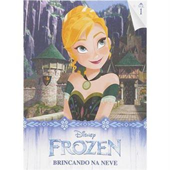 Frozen. A Rainha de Arendelle - Coleção Disney Solapa Grande Histórias