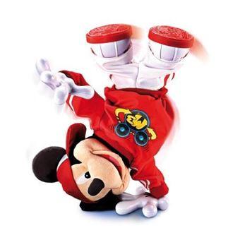 Mickey em Movimento Mattel Espanhol
