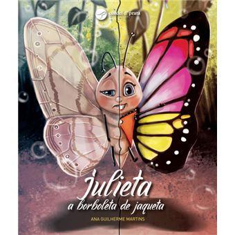 Julieta a Borboleta de Jaqueta