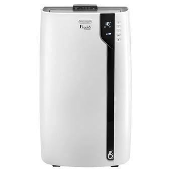 Ar Condicionado Portátil DeLonghi PAC EX100 Silent 10000 BTU/h A++ Branco
