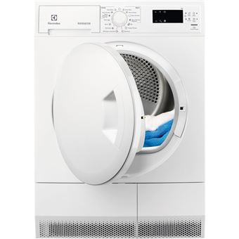 Máquina de Secar Roupa Carga Frontal Electrolux EDP2074PDW 7Kg B Branco