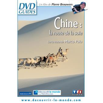 chine - la route de la soie (DVD)