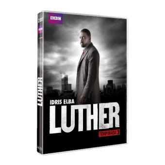 Luther. 3ª Temporada (2 DVD)
