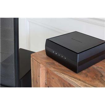 Amplificador Wireless MartinLogan Forte com Entradas Sem Fios: Apple Airplay, Dts Play-Fi Preto