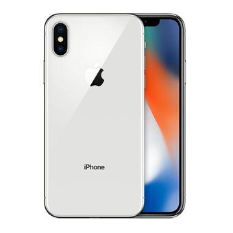 Apple iPhone X 128GB Prateado