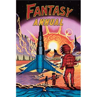fantasy Annual Paperback -