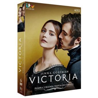 Victoria Primeira e segunda temporada completa (6DVD)