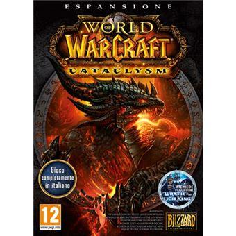 World Of Warcraft Cataclysm Ita Pc PC