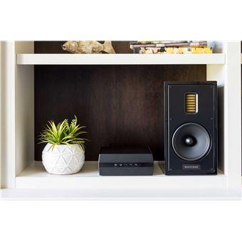 Pré-amplificador Wireless MartinLogan Unisson Streaming Sem Fios Via Dts Play-Fi e Apple Airplay Preto