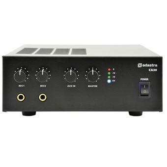 Amplificador Adastra 30W Linha 100V Serie Ca