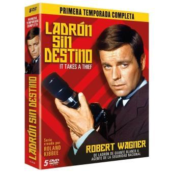 Ladron Sin Destino. Temporada 1 Completa / It Takes A Thief