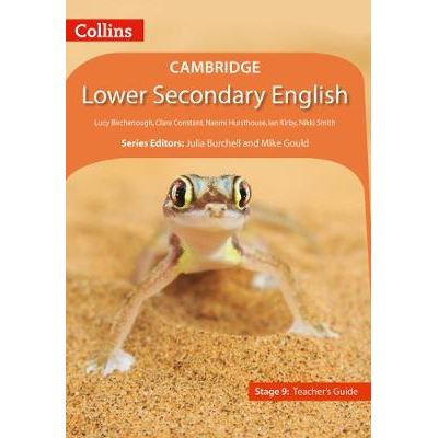 Collins Cambridge Checkpoint English - Stage 9 Teacher Guide