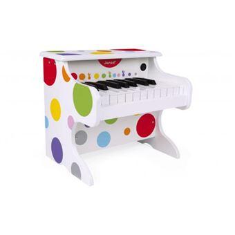 Piano Electrónico Janod Confetti