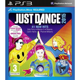 Just Dance 2015 - Essentials PS3