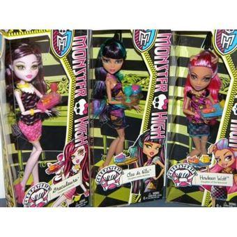 Sortido Bonecas Mattel Monster High CAF