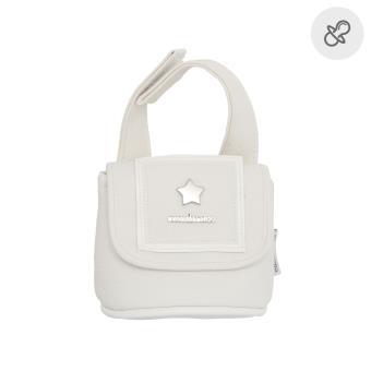 Bolsa Para Chupeta Basic 7X10X9 Cm Bege