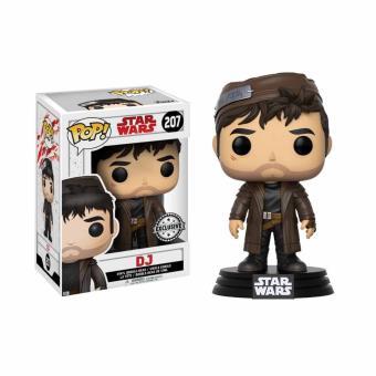 Funko Pop! Star Wars O Último Jedi - Dj Pop 10cm